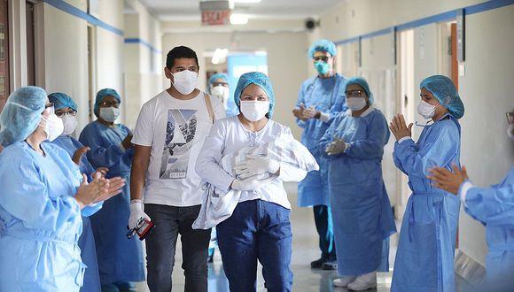 Piura: Más de tres mil pacientes han ganado la batalla al coronavirus en lo que va de la pandemia