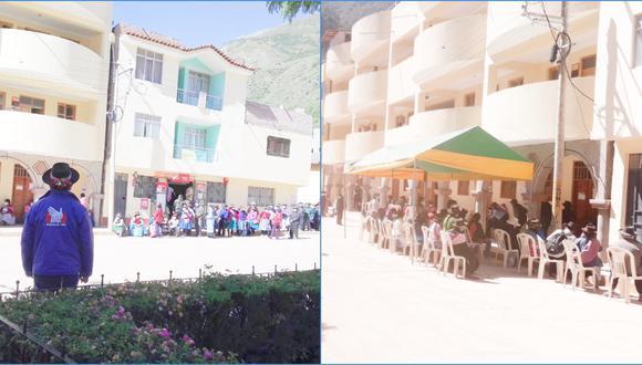 Ayacucho: Defensoría pide al programa Pensión 65 una mejor atención de la población vulnerable (Foto: Defensoría del Pueblo)