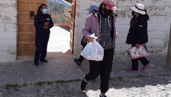 Madres de familia sobre una posible propuesta de desactivación del programa Qali Warma.