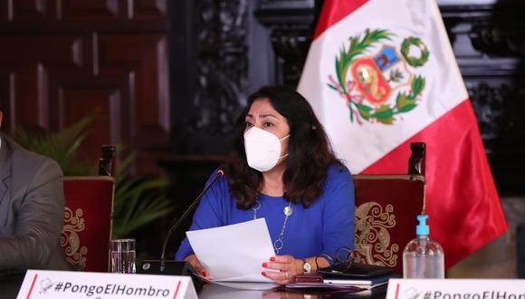 Integrantes del Ejecutivo brindarán conferencia de prensa. (Foto: PCM)