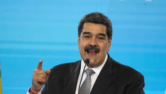 Noruega medió en 2019 fallidas negociaciones entre delegados de Maduro y Guaidó, congeladas cuando Estados Unidos intensificó sus sanciones financieras. (Foto: Yuri CORTEZ / AFP)