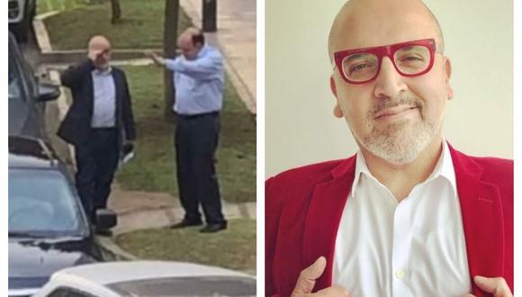 Ortiz descartó haber recibido dinero por parte del candidato. Collage: Correo / GEC
