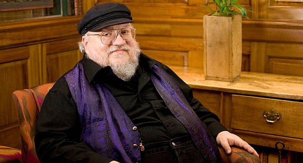 """""""Game of Thrones"""": George RR Martin desmiente haber terminado los dos últimos libros de la saga"""