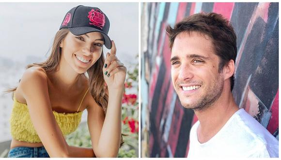 Natalie Vértiz causa revuelo en Instagram al posar junto a Diego Boneta (FOTO)