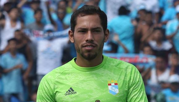 Patricio Álvarez dejó de pertenecer a Sporting Cristal. (Foto: GEC)