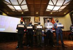 Inauguran Feria Internacional del Libro en Arequipa