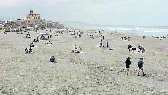 Ponen reglas para acudir a las playas  en Arequipa