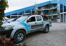 Concejo municipal de Carmen Alto investiga uso indebido de camioneta de serenazgo