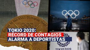 Tokio 2020: contagios de la COVID-19 genera alerta entre los atletas olímpicos