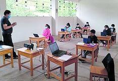 No hay fecha para clases presenciales en la región Tumbes