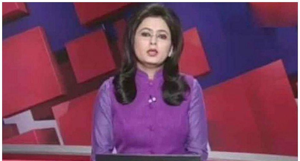 Periodista narra en vivo el accidente en que murió su esposo [VIDEO]