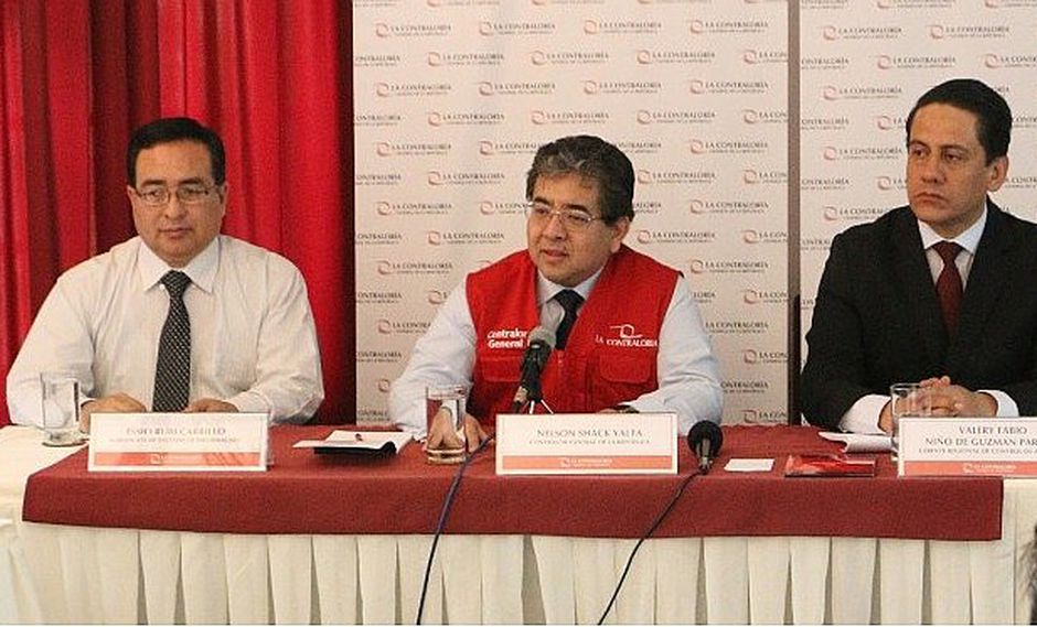 Inhabilitan a 16 funcionarios por delitos contra administración pública en Apurímac