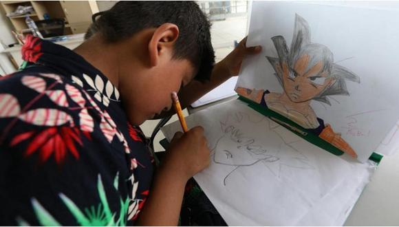 Municipalidad de Lima ofrece taller para aprender a dibujar manga a niños y adolescentes