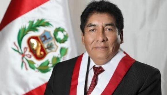 Congresista Hipólito Chaiña confirma su recuperación