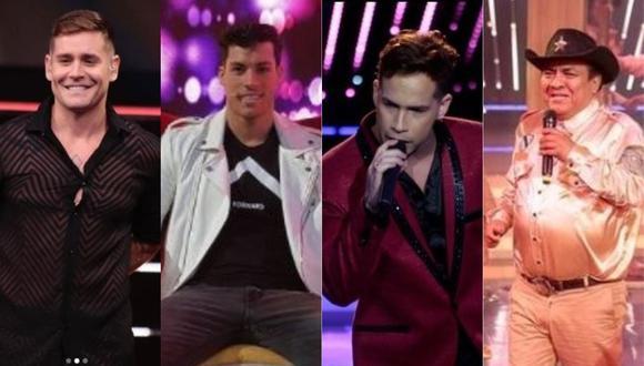"""""""El artista del Año"""": Todos los participantes que no pasaron la primera eliminación. (Foto: @elgranshowperu)"""