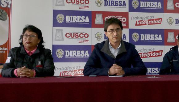 Gobernador regional de Cusco cita estar estable y en medio de su tratamiento contra el COVID-19