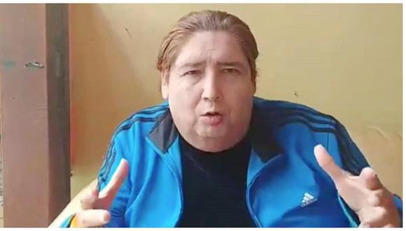 """'Tongo' pide entre lágrimas trasplante de riñón: """"No me dejen morir"""" (VIDEO)"""