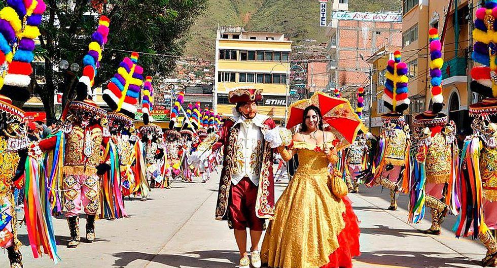 Congreso declara de interés nacional a la danza de 'Los Negritos de Huánuco'