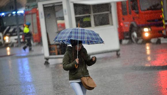 Senamhi anuncia presencia de lluvias de regular intensidad en sierra de Tacna y Moquegua