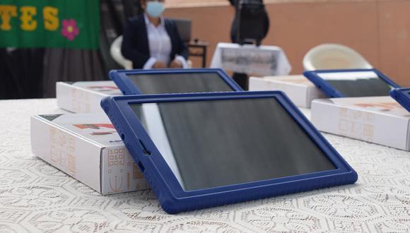 Tablets del Minedu no serían de mucha utilidad por falta de internet