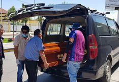Minero muere enterrado por derrumbe al interior del socavón en Arequipa