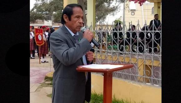 Lambayeque: Alcalde de Lagunas fallece tras sufrir una fuerte caída desde las escaleras (Foto: Facebook)