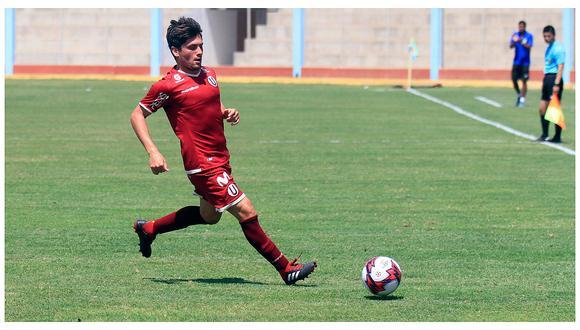 Diego Manicero fichó por Mannucci tras prolongarse negociaciones con Universitario de Deportes