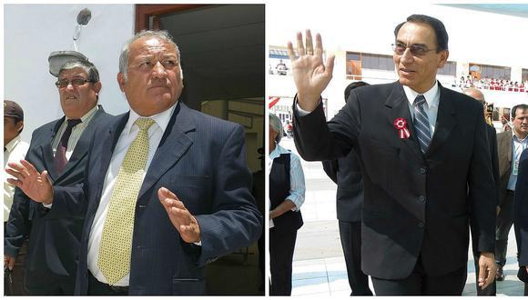 Moquegua: Rodríguez sostiene que Vizcarra quiere inmunidad parlamentaria
