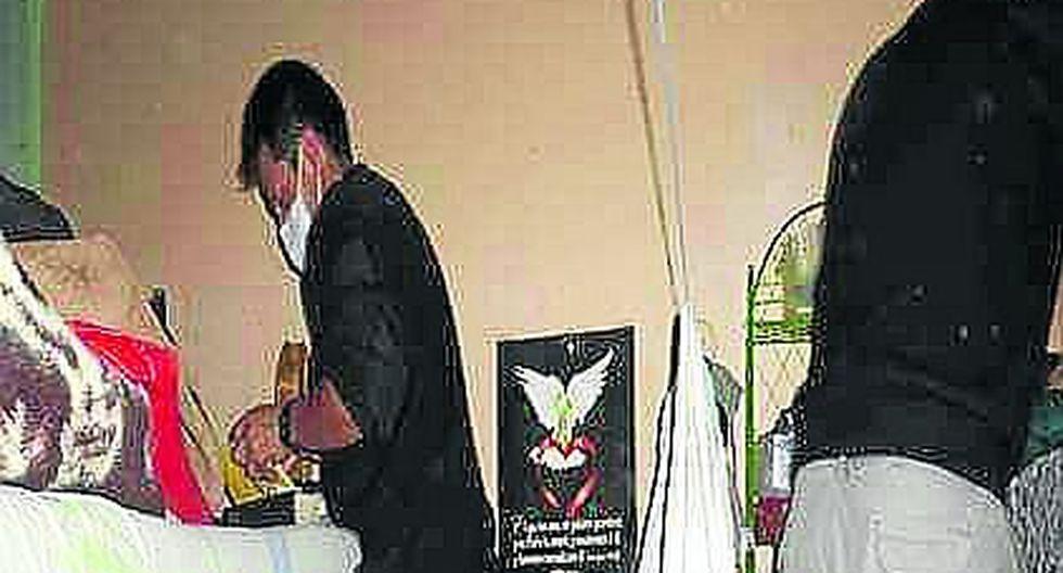 PNP halla celulares  y cuchillos en penal  de varones de Socabaya