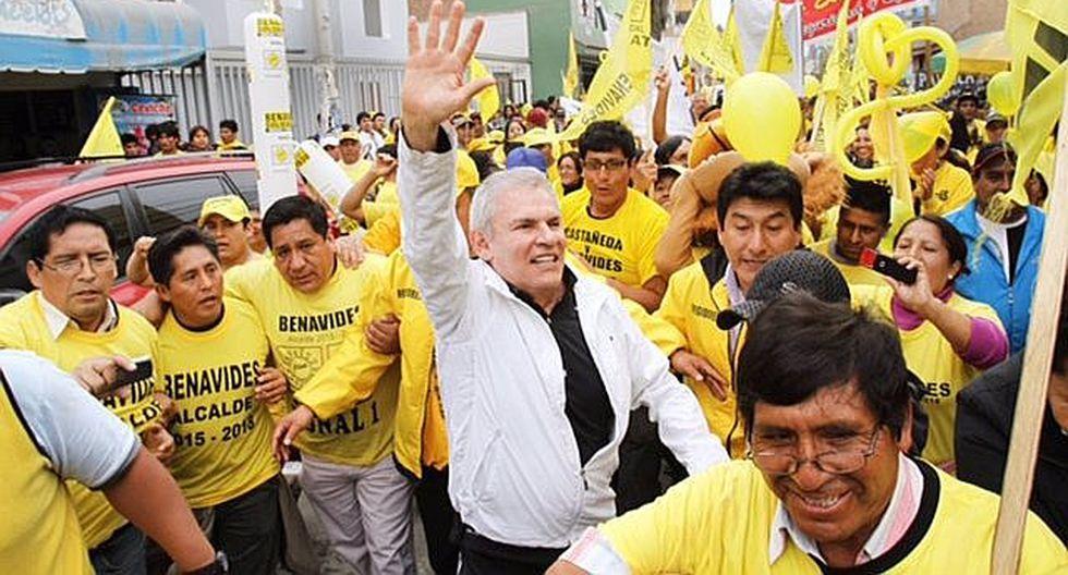Luis Castañeda: OAS aportó $100 mil a la campaña electoral de exalcalde el 2014