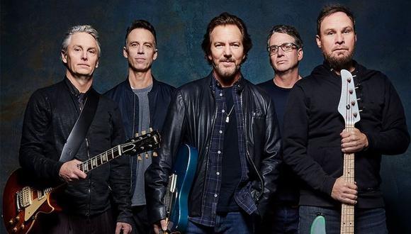 Agrupación liderada por Eddie Vedder ha publicado el clip completo y sin restricciones, como parte de las celebraciones del aniversario número 30 de su primer concierto.(Foto: Instagram)