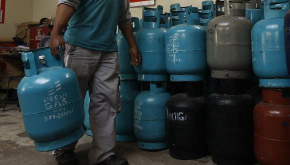 El balón de gas se dispara hasta 38 soles y afecta a amas de casa