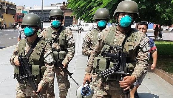 Fuerzas Armadas celebra aniversario en medio de la lucha contra la COVID