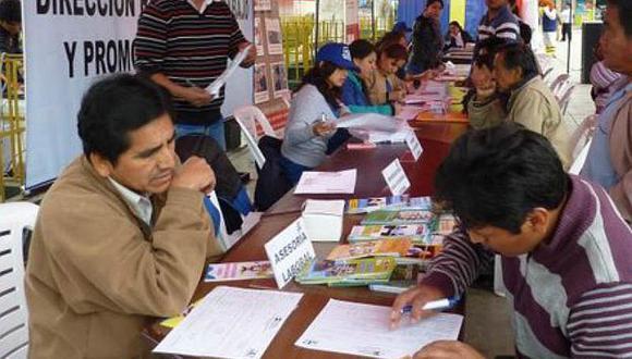 Al 2050 el Perú seguiría siendo uno de los países con mayor empleo informal