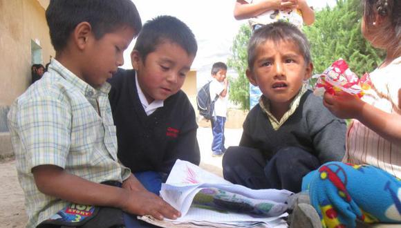 Incrementan 400 plazas para Educación Inicial en Huánuco