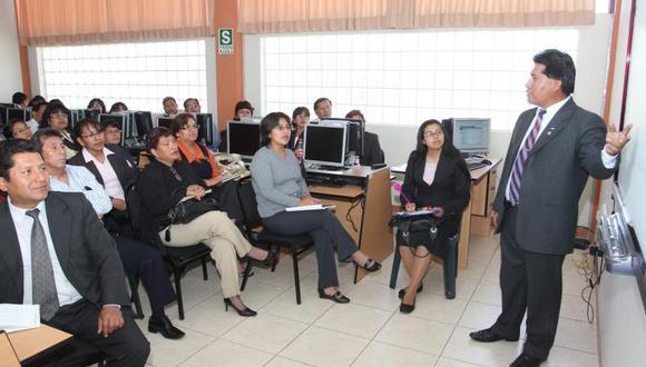 Educación habilitó sitio web para inscipción a concurso de contratos