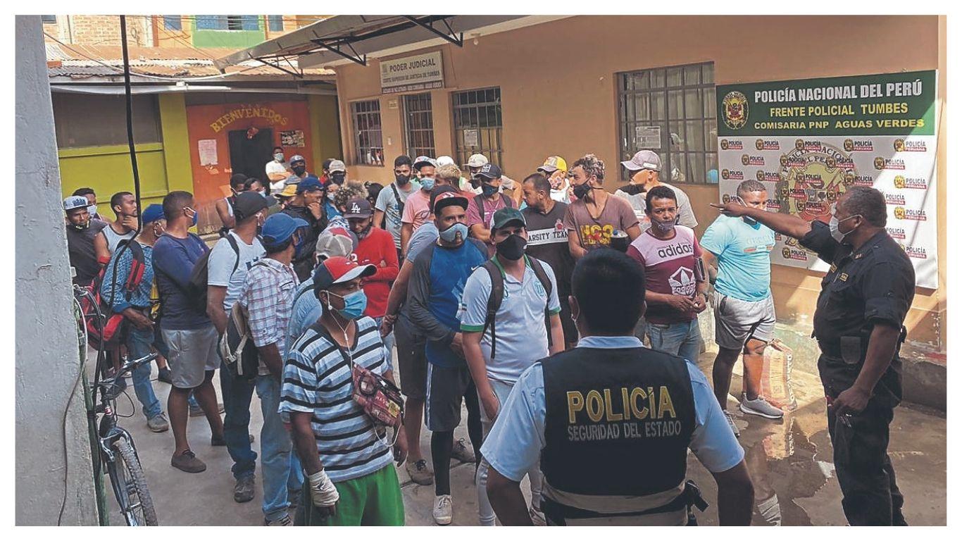 intervienen-a-40-extranjeros-ilegales-en-tumbes