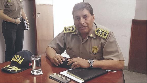 El Ministerio del Interior oficializó los cambios en la Policía Nacional. (Foto: GEC)