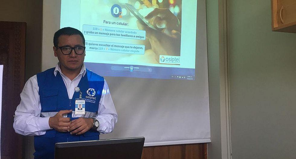 Bitel y Movistar ofrecen  mensajes de voz gratis en zonas de emergencia