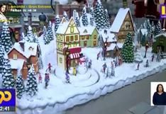 Cercado de Lima: Comerciantes iniciaron campaña navideña a dos meses de diciembre