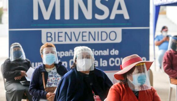 Minsa reveló nueva cifra de contagios, (Foto: Minsa)