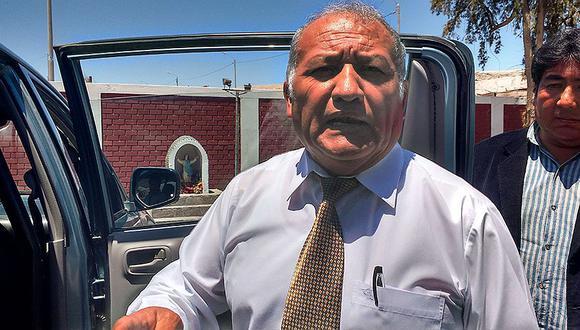 Gobernador de Moquegua dejó plantados a pobladores de Tolapalca