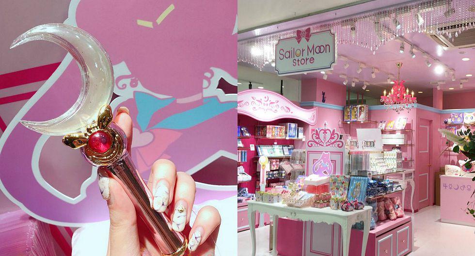 Sailor Moon ya cuenta con tienda propia y causa sensación en fans (FOTOS)