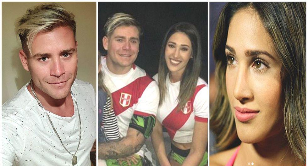 Pancho Rodríguez terminó su relación con Spheffany Loza y revela el motivo (FOTO)