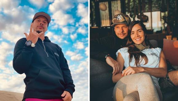Mario Hart anuncia que se reencontrará con Korina Rivadeneira y su hija. (Foto: Instagram / @mariohart / @rivadeneirak)