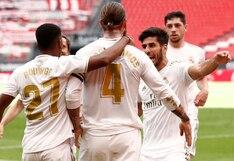 Real Madrid también sería puntero de LaLiga sin intervención del VAR