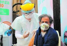 Arequipa: 14 mil 153 personas fueron inmunizadas contra 26 enfermedades