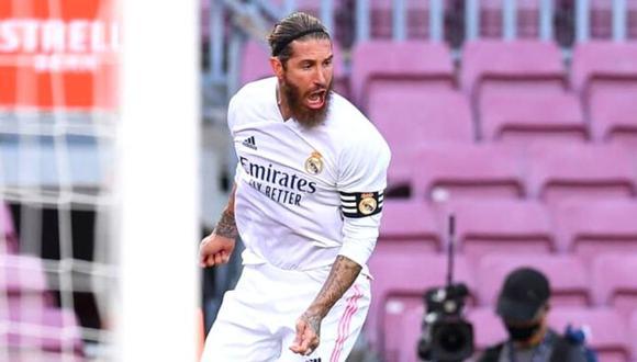 Sergio Ramos candidato a mejor defensa central de la historia para France Football.
