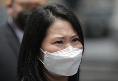 Keiko Fujimori: Poder Judicial verá pedido de prisión preventiva contra candidata el 21 de junio