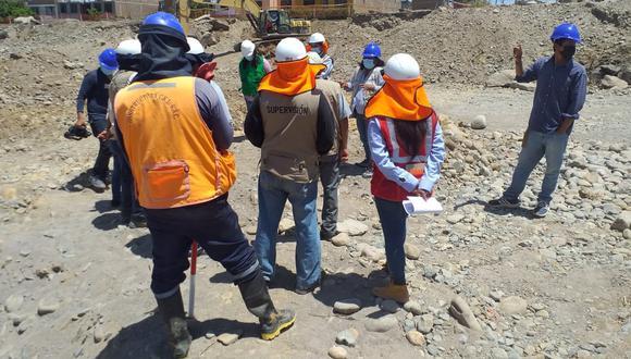 Nasca: Vecinos piden celeridad en ejecución del puente El Acero – Santa Fe.